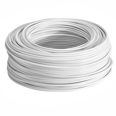 Foto de producto Cable thw 12 awg blanco 100 m