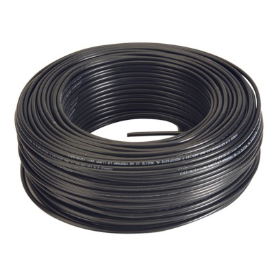 Foto de producto Cable thw 12 awg negro 100 m
