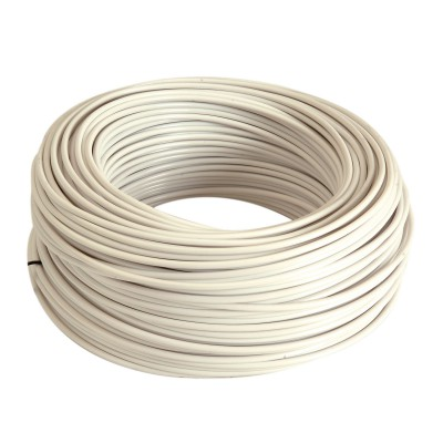 Foto de producto Cable thw 14 awg blanco 100 m