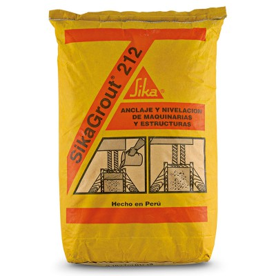 Foto de producto Adhesivo sika grout 212 x 30 kg