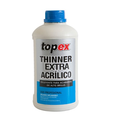 Foto de producto Thinner extra acrílico profesional 1 l