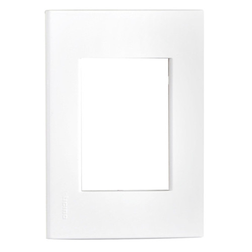 Foto - Placa Blanco Light