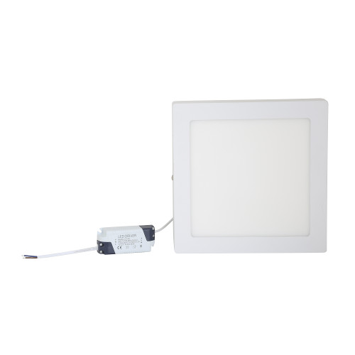 Downlight Adosar Cuad 18w Lc