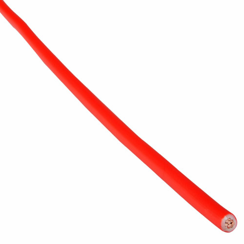 Foto - Cable Tw 14awg X M Rojo.