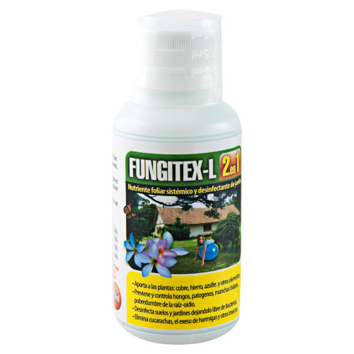 Foto - Ferticorp - Fungitex L  x 100ml.