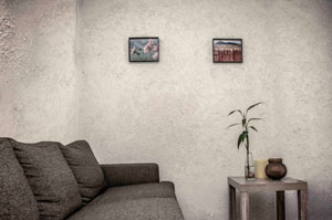 Foto Post: pisos/como-decorar-con-yeso-una-pared